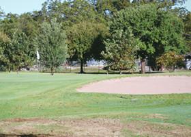 Golf Course Near RV Park