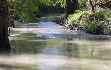 River in San Antonio